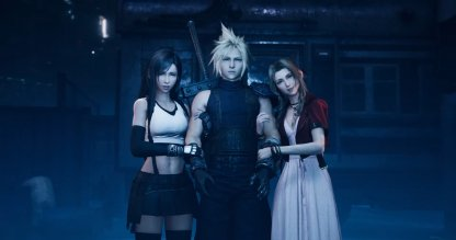 The Long Awaited FFVII Is Back