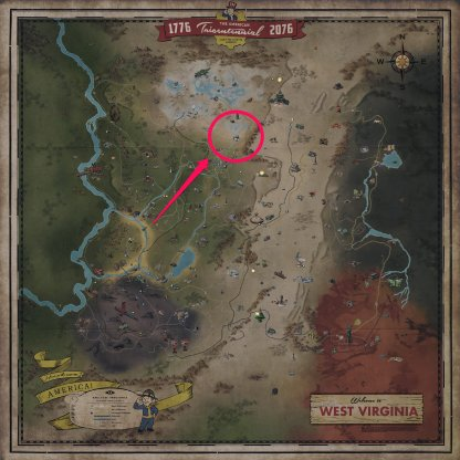 Fallout 76 Side Quest Walkthrough Cold Case