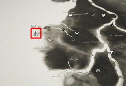 North Of Yoshinaka Bay - Map & Location
