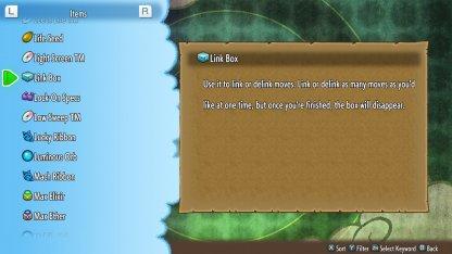 Use Link Box