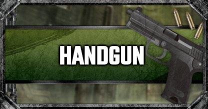 PUBG Mobile | Handgun List & Stats Comparison
