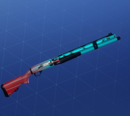 TOO TILTED Wrap - Shotgun