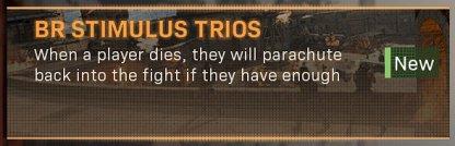 Stimulus Trios Mode