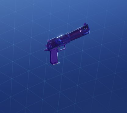 SHARD BREAK Wrap - Handgun