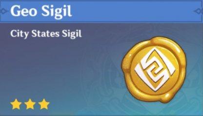 Geo Sigils