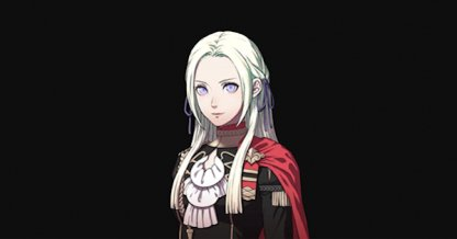 Black Eagles House Character - Edelgard