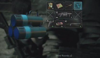 Be Sure To Grab Mine Rounds For Grenade Launcher