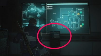 The Greenhouse Control Room Code Puzzle