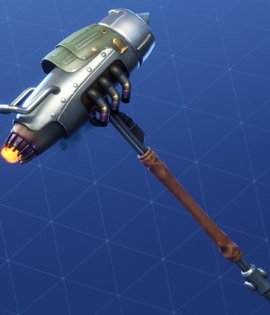 Pickaxe Skin TURBINE
