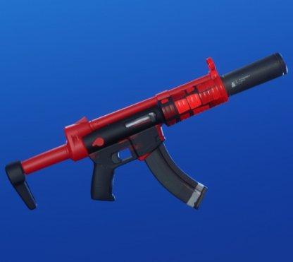 SQUARED STREAM Wrap - Submachine Gun