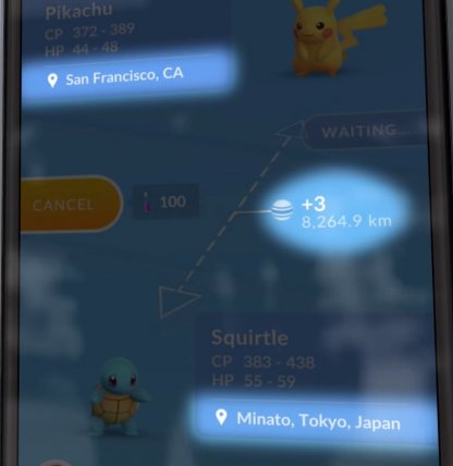 Pokemon Go, How To Trade Pokemon With Friends