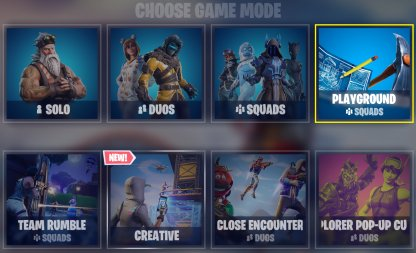 battle royale game modes - fortnite modes today