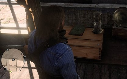 Red Dead Redemption 2 - Camp Upgrades - Ledger