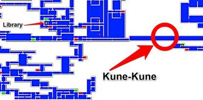 Find Kunekune On The Train