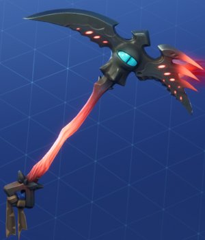 EVIL EYE PICKAXE