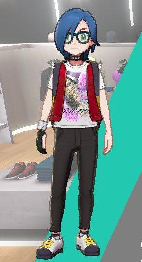 Punk Vest (Red)