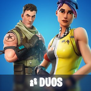 Fortnite Duos Mode