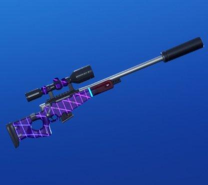 NEONIMAL Wrap - Sniper Rifle