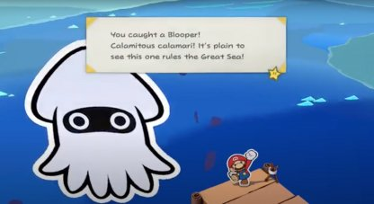 Legendary Blooper