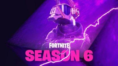 Fortnite Release of Season 6