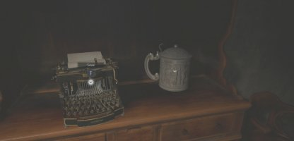 Save At The Typewriter