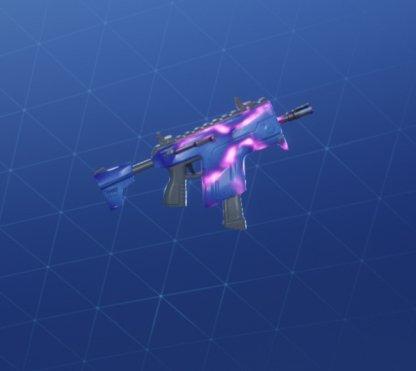 FIEND Wrap - Submachine Gun
