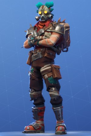 Skin Outfit RUCKUS