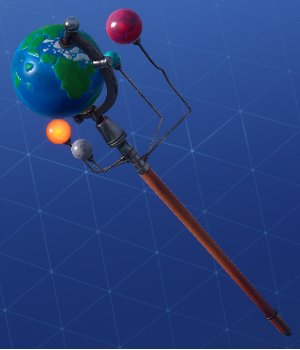Pickaxe Skin GLOBAL AXE