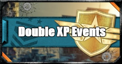 2XP Event