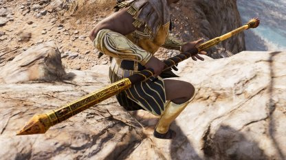 Assassins Creed Odyssey Weapon List Traits Spear