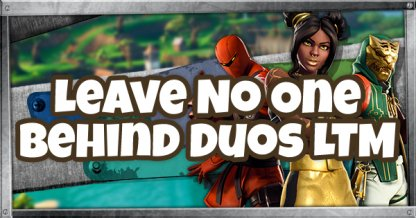 Leave None Behind Duos  LTM