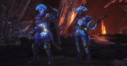Lunastra Gamma Armor