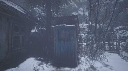 Castle - Outhouse 1 Location