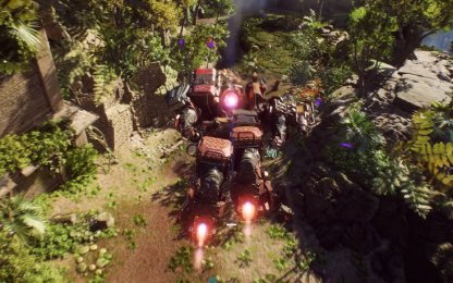 Anthem Flying Guide