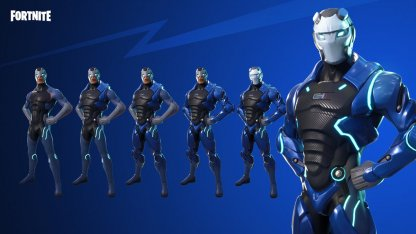learn more about the new progressive skin carbide from the fortnite season 4 battle pass also included are skin levels and an xp chart to help you unlock - fortnite levels