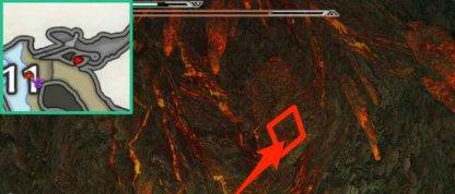 Rampage - Lava Caverns Relic Record Locations