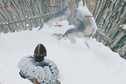 Breeding Wolves
