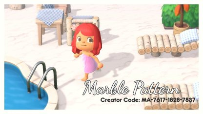 Animal Crossing New Horizons Marble Floor