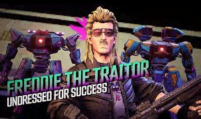 Freddy the Traitor - Boss Battle Tips