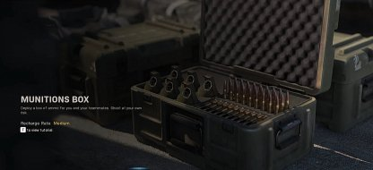 Munitions Box