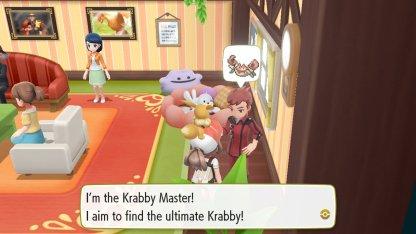 Krabby Master Trainer