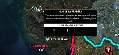 Just Cause 4 Pradera Blastoff Walkthrough