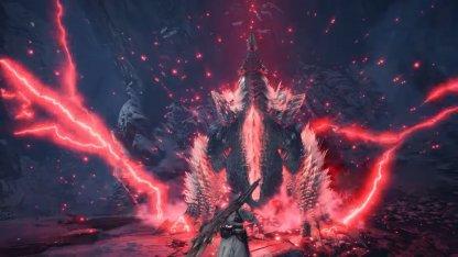 Dragon Element Subspecies Of Zinogre