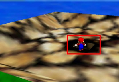 Drop Down Hole To Reach Wiggler