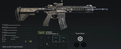 416 - Best Assault Rifle