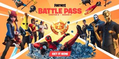 Battle Pass 2 Skins