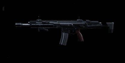 Battle Tested Assault Rifle