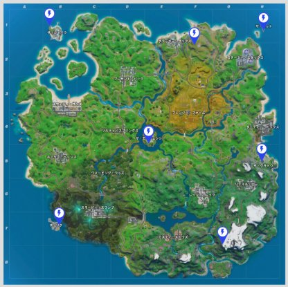 CHOPPA locations
