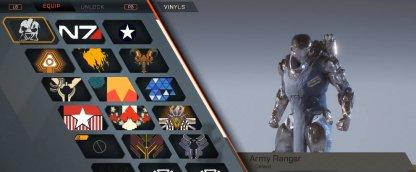 Anthem Javelin Customization