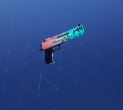 TOO TILTED Wrap - Handgun